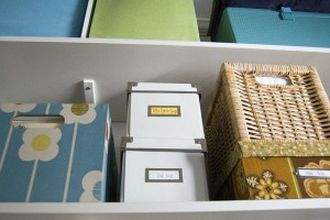 Organizing Small Living Spaces