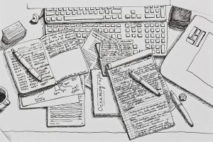 To Outline Or Not to Outline - How Plot Outlines Improve Your Novel