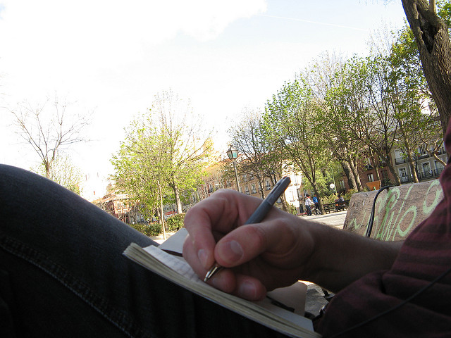 3 Simple Tips to Finding a Quiet Place to Write