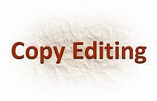 Copy editing service from experienced professionals is of paramount importance!