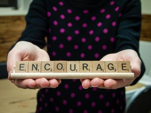 Encouragement For 2018
