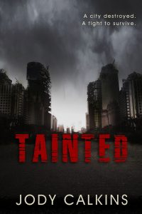 Tainted - YA Dystopian Thriller