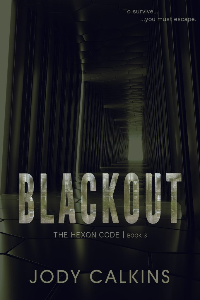 Book Cover: Blackout