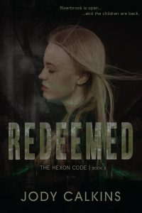 Book Cover: Redeemed