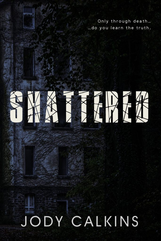 Book Cover: Shattered