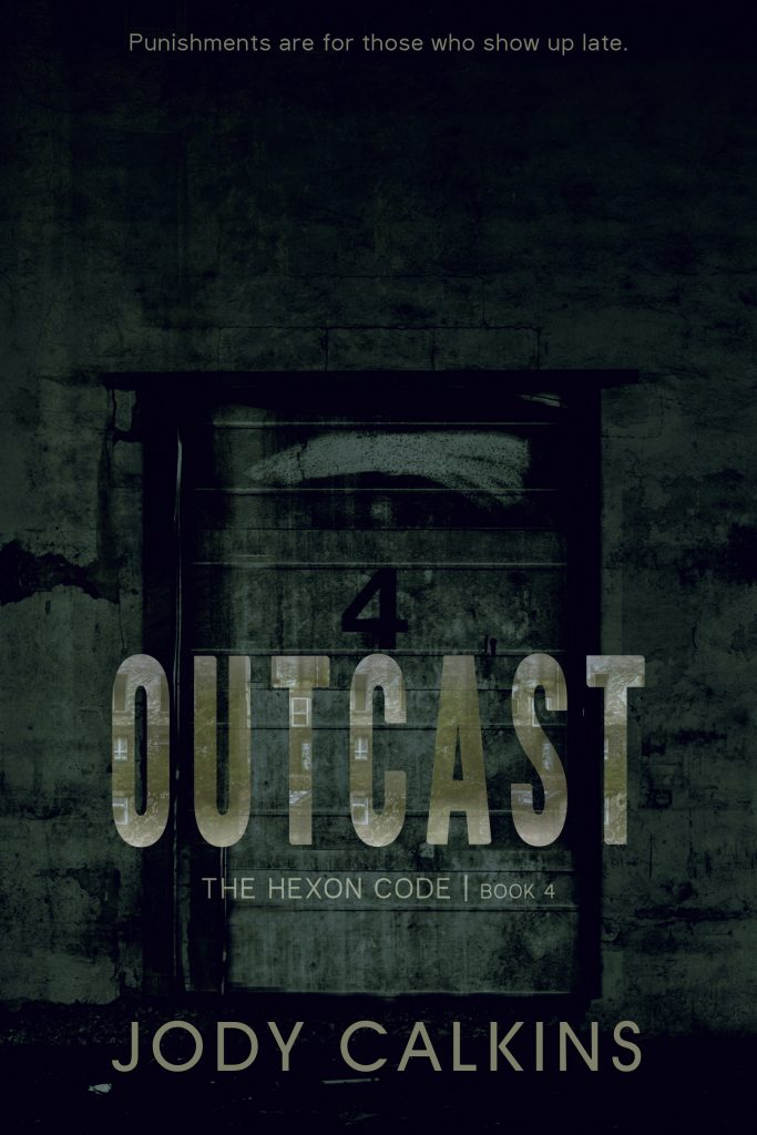 Book Cover: Outcast