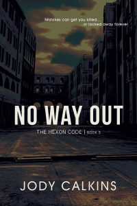Book Cover: No Way Out