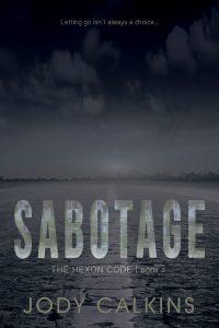 Book Cover: Sabotage (The Hexon Code, Book 7)