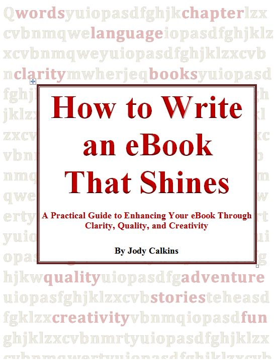 How to Write an eBook That Shines