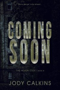 COMING SOON THC eBook Cover